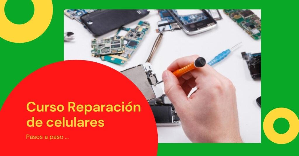 Curso de reparacion de Mobiles (Smartphones y Tabletas)