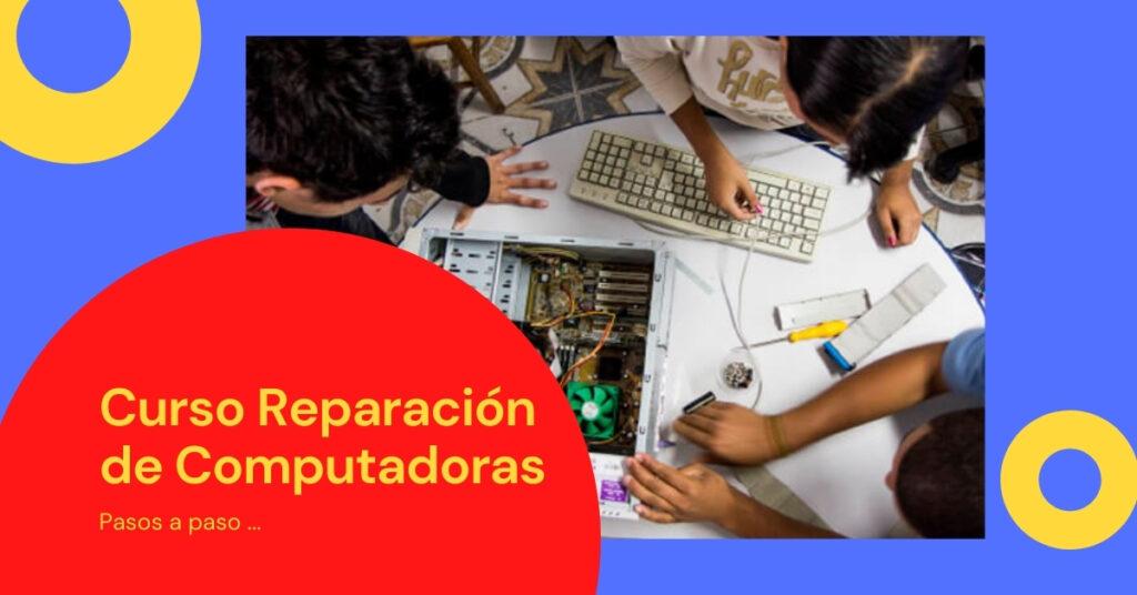 Curso de Reparación Computadoras