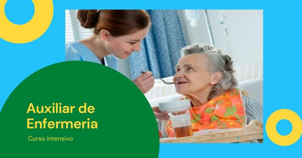 Auxiliar de Enfermería CEAC