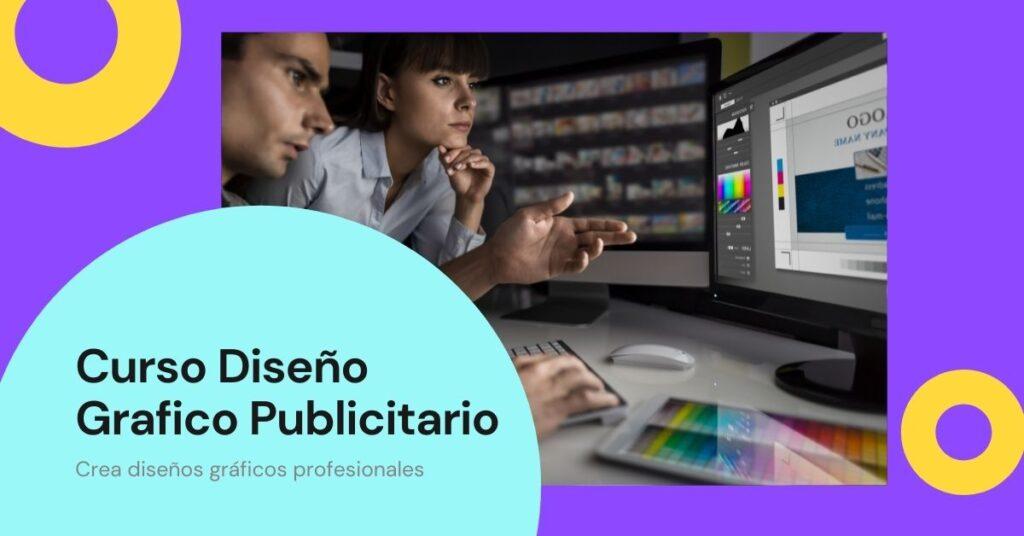 Curso de diseño grafico para publicidad